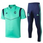 Maillot Polo Real Madrid 2019-20 green