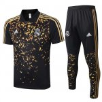 Maillot Polo Real Madrid 2020-21 black