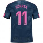 Maillot Atletico Madrid Correa Third 2017 2018