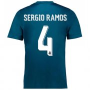 Maillot Real Madrid Sergio Ramos Third 2017 2018