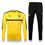 Survetement Dortmund 2016 2017 yellow
