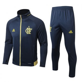 Survetement Flamengo 2017 2018 Navy blue