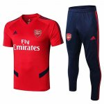 Maillot Survetement Arsenal 19-20 red