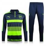 Enfant Survetement Arsenal 2016 2017 blue-green