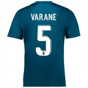 Maillot Real Madrid Varane Third 2017 2018