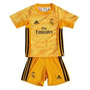 Maillot Real Madrid Enfant Gardien de but Domicile 2019-20
