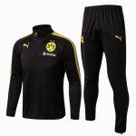 Survetement Dortmund 2017 2018 Black