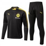Survetement Dortmund 2017 2018 Black low