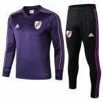 Survetement River Plate 2018-19 purple