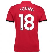 Maillot Manchester United Young Domicile 2017 2018