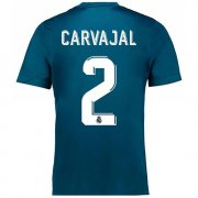 Maillot Real Madrid Carvajal Third 2017 2018