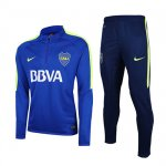 Survetement Boca Juniors 2016 2017 blue