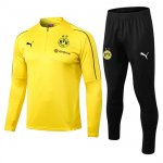 Survetement Dortmund 18-19 Jaune