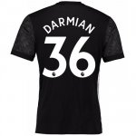 Maillot Manchester United Darmian Exterieur 2017 2018