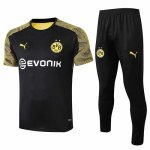 Maillot Survetement Dortmund 19-20 black