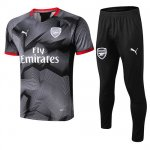 Maillot Survetement Arsenal 18-19 Pattern