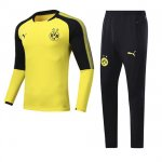 Survetement Dortmund 2017 2018 yellow Black