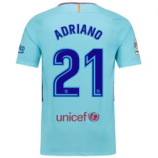 Maillot Barcelone ADRIANO Exterieur 2017 2018
