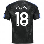 Maillot Manchester City Delph Third 2017 2018