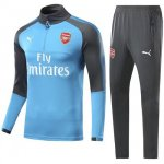 Survetement Arsenal 2017 2018 blue