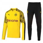 Survetement Dortmund 19-20 Jaune