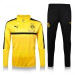 Survetement Dortmund 2016 2017 yellow Black