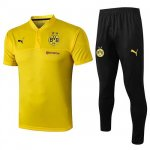Maillot Polo Dortmund 2019-20 yellow