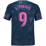 Maillot Atletico Madrid F.Torres Third 2017 2018