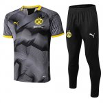 Maillot Survetement Dortmund 18-19 Pattern