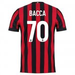 Maillot AC Milan Bacca Domicile 2017 2018