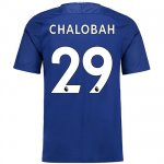 Maillot Chelsea Chalobah Domicile 2017 2018