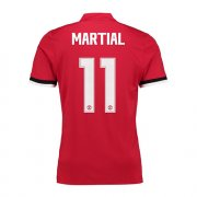 Maillot Manchester United UCL Martial Domicile 2017 2018