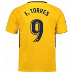 Maillot Atletico Madrid F.Torres Exterieur 2017 2018