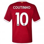 Maillot Liverpool Coutinho Domicile 2017 2018